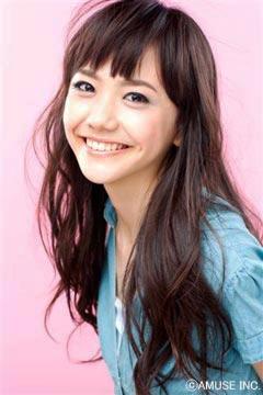 【気になる人】 松井愛莉 (まつい あいり)  その笑顔が最高の魅力