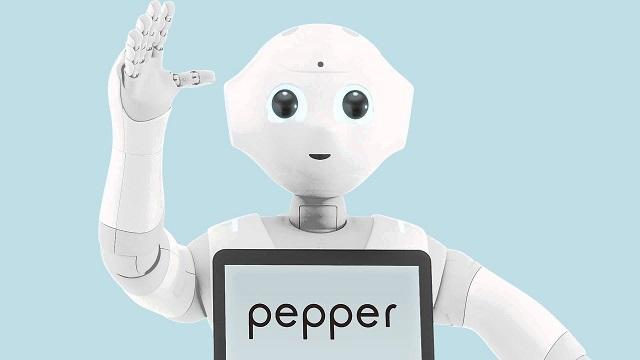 【 Pepper恐怖のシナリオ】死んだ魚のような目が恐い‥ペッパー君って何者?